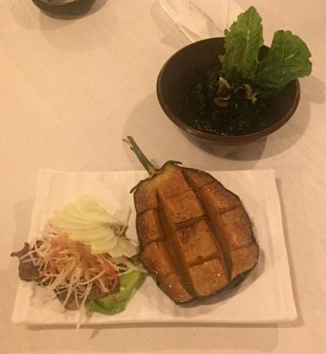 Tatami Miso Eggplant