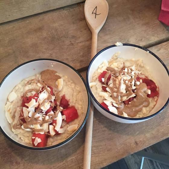 Mae Deli Porridge