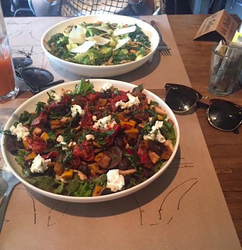 Basilic Salad - Suzette