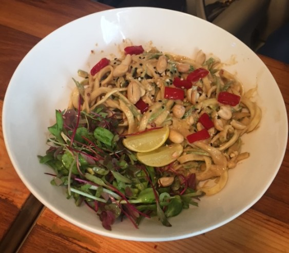 The Pantry Zoodle Pad Thai