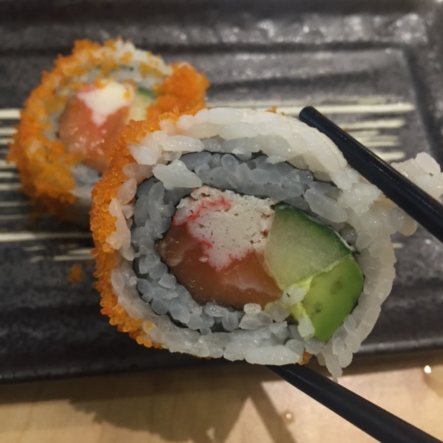Salmon California Roll - Genki, China