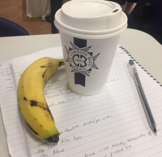 Coffee at LCB