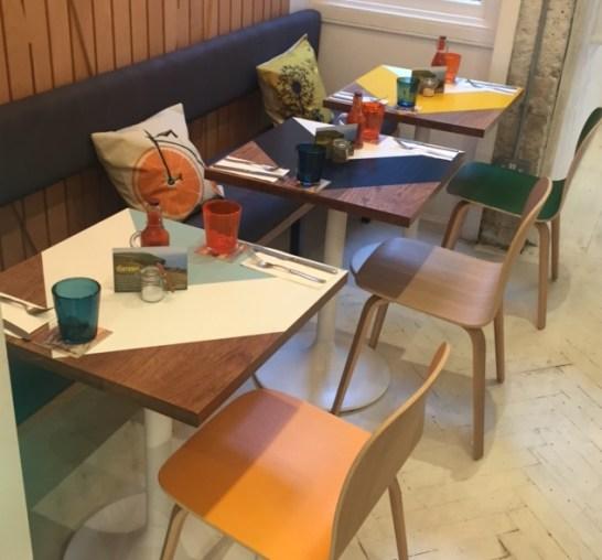 Yeotown Kitchen tables