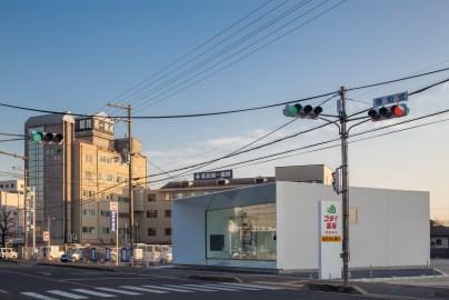 敷地は姫路第一病院に隣接
