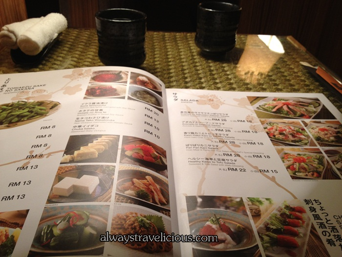 how to say always going to restaurants in japanese