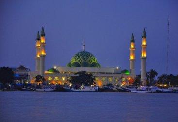 Masjid Raya Darussalam Samarinda