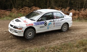 PETA TODD ON MALTON RALLY