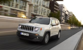 Kumho Tyre UK | Crugen Jeep Renegade