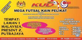 Aktiviti KUD 2013 – Futsal
