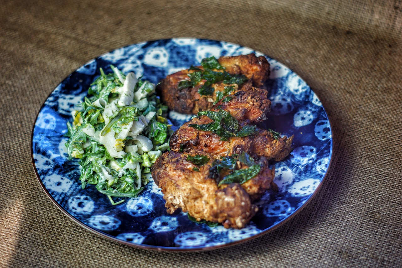 067/18: Kerala Fried Chicken