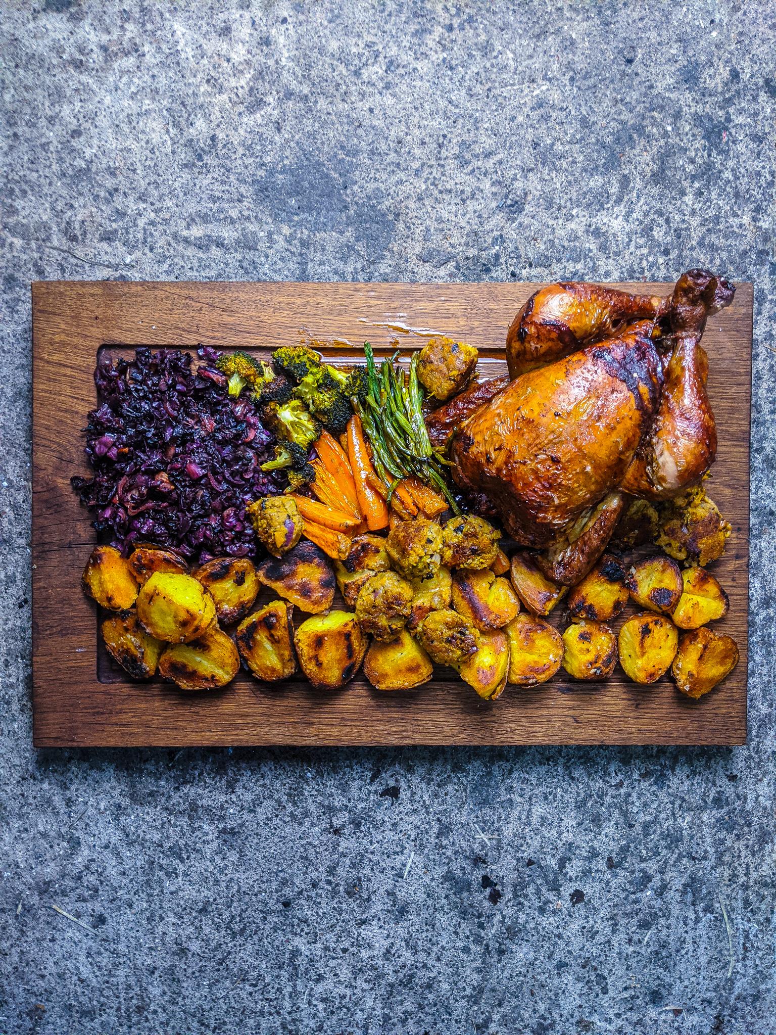Roast Chicken Dinner (+Others!)