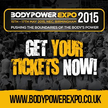 Body Power Expo 2015