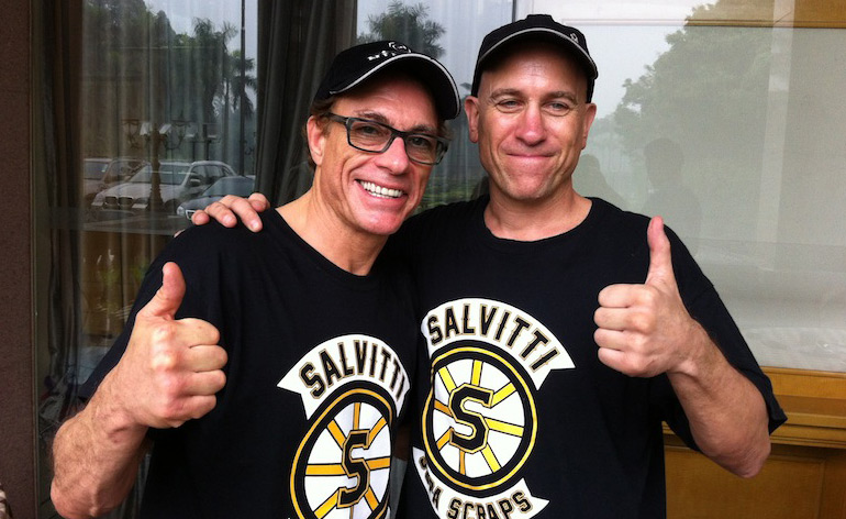 Interview with John Salvitti