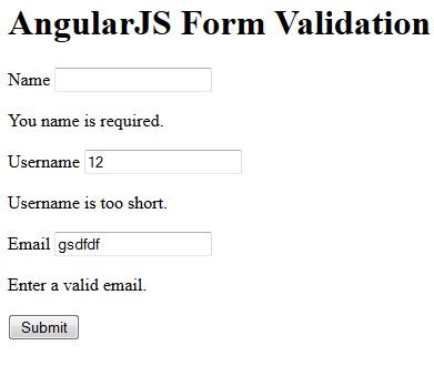form trong angularjs 1
