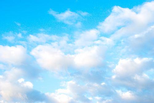いい天気の空1