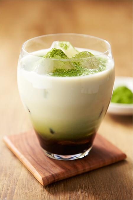 カルーアミルク抹茶ミルク