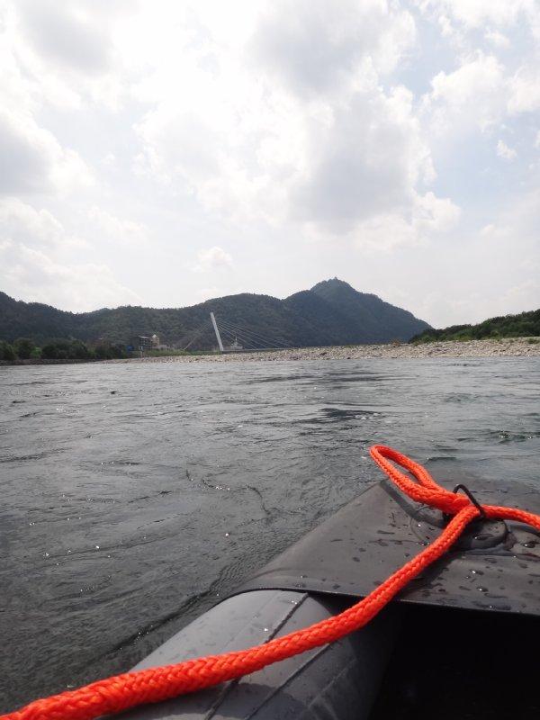長良川 カヤック