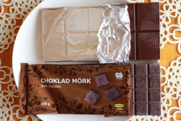 IKEAダークチョコレート比較