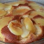 ホットケーキミックスでりんごケーキフライパンで簡単お菓子レシピ