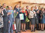 W czwartek, 28 kwietnia, odbyły się uroczyste obchody 70-lecia Gimnazjum im. św. Rafała Kalinowskiego w podwileńskim Niemieżu/Fot. vrsa.lt
