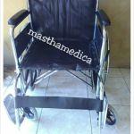 kursi roda jumbo maxima ukuran besar orang gemuk
