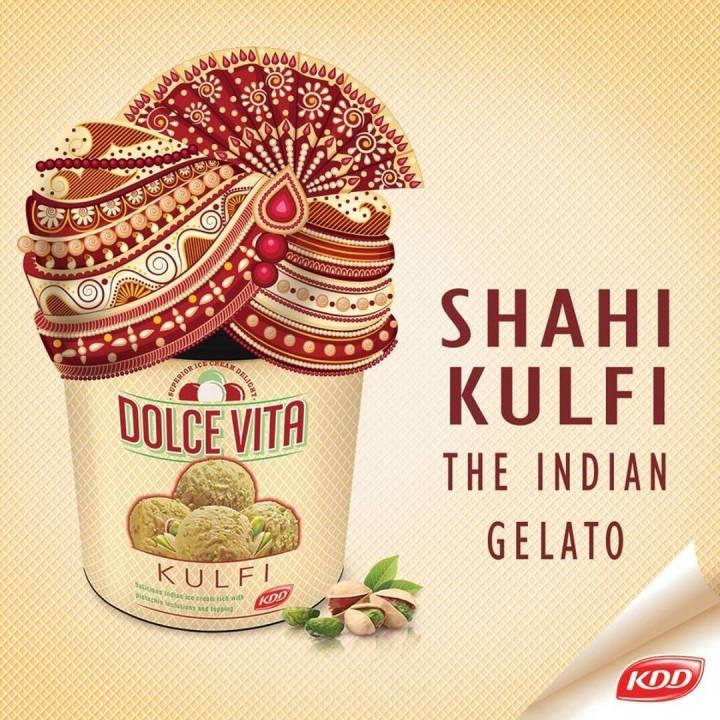 New Dolce Vita Shahi Kulfi
