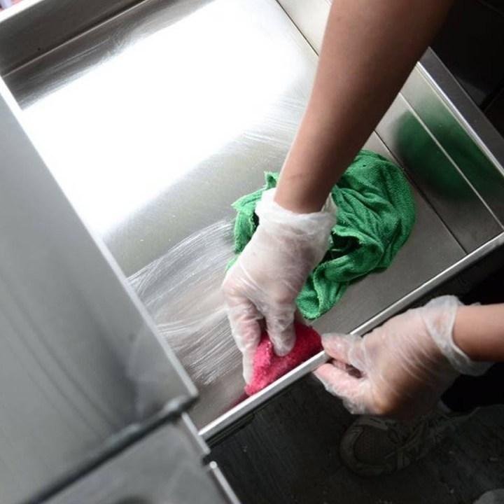 Bleach Housekeeping