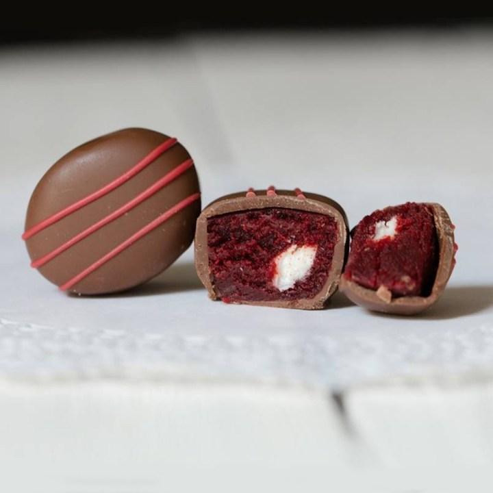 Chocolate Haven – لعشاق الشوكولاته البلجيكيه