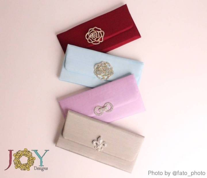 Joy Envelopes Designs
