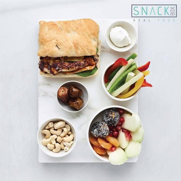 SNACKBOX Real Food