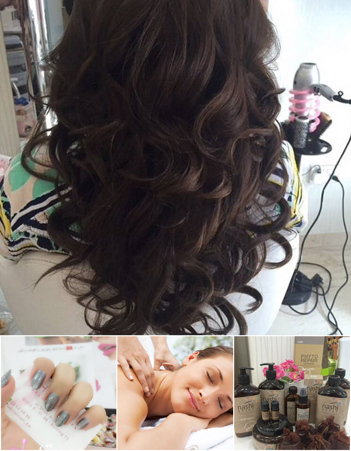 White Line Salon & Hair Spa Kuwait