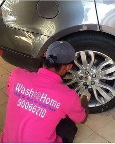 Wash @ Home 🚗 ووش أت هوم