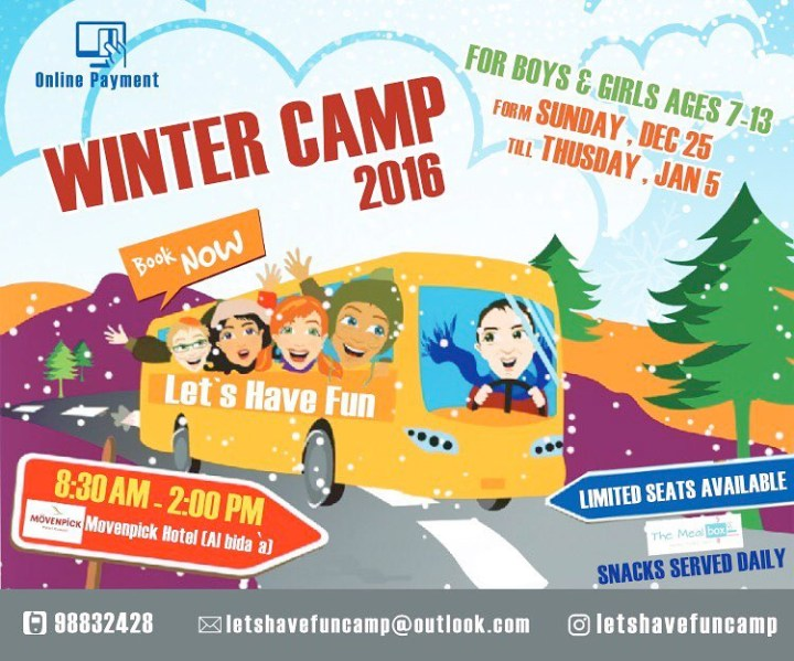 Let's Have Fun Camp