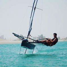 Watersports Center Movenpick Al Bida'a⛵️