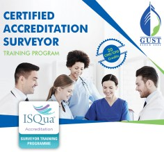 GUST – CAS Course
