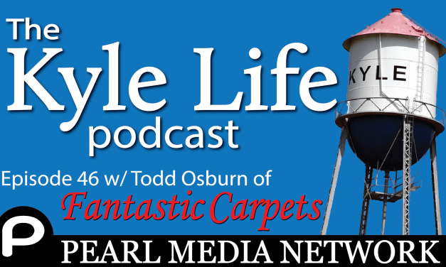 The Kyle Life Podcast – Episode 46 w/ Todd Osburn of Fantastic Carpets