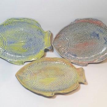 9 inch fish dish