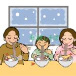 大晦日 年越しそばレシピ 由来は?いつ食べてる?