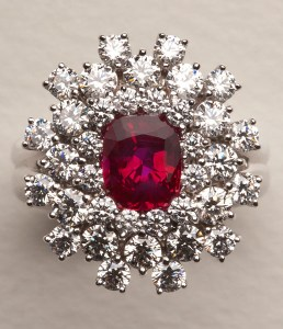 Ruby Ring MD005