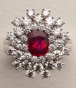 Ruby Ring MD005
