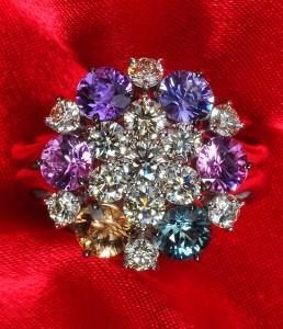 Sapphire & Diamond Ring BC5199