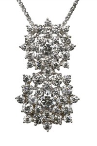 Diamond Pendant BC6599