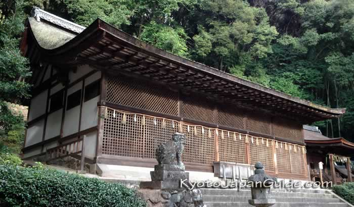 Ujigami-jinja Shrine