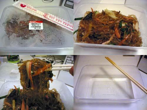 Korean Food Fair - Glass noodle