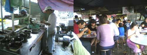 Curry Mee at Mount Eskin, Penang