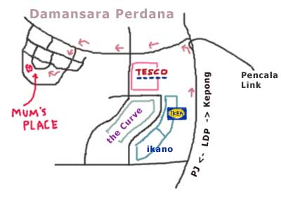 Mum's Place at Damansara Perdana