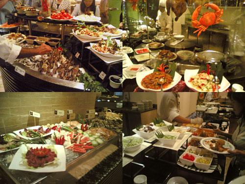 Nippah CoffeeShop at Hotel Equatorial Kuala Lumpur