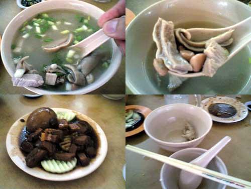 猪肚汤 pork tripe soup at USJ