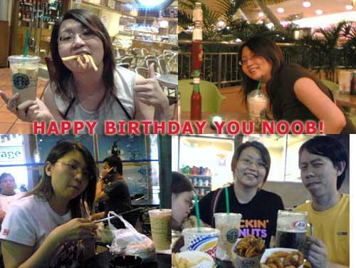 Suanie's 25th Birthday