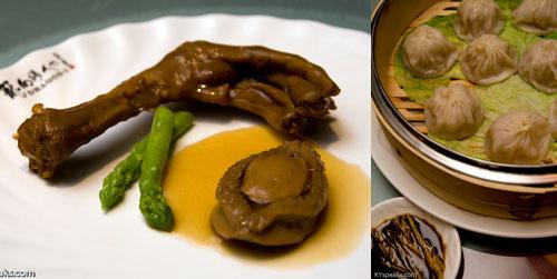 abelone, xiao long bao, Dragon-i at KL Pavilion
